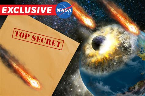Nasa Asteroid 'cover-up' Conspiracy As Claims Space Rock