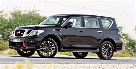 nissan patrol nismo review wheels