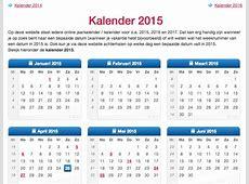 Webtip Kalender 365 Mentortijd