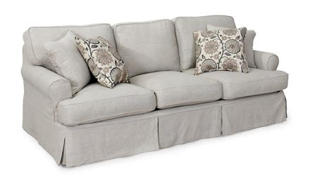 Slipcover Loveseat T Cushion by T Cushion Slipcovers For Large Sofas Surprising Surefit