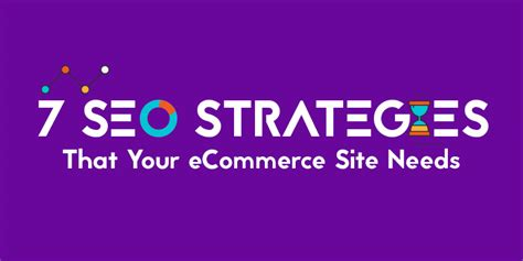 Seo Your Site by 7 Seo Strategies That Your Ecommerse Site Needs