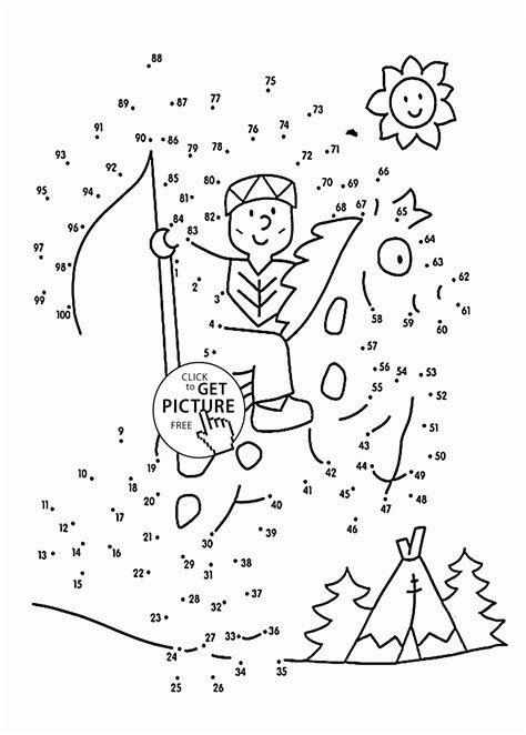 dot  dot   coloring pages  kids connect