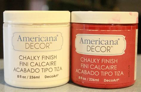 Americana Decor Chalky Finish Paint In Everlasting by Wooden Sign And Decoart Giveaway Here Comes