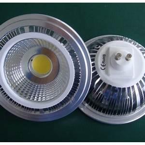 Gu 10 Leuchtmittel : 9w cob es111 ar111 gu10 g53 sockel led spot birnen leuchtmittel reflektor lampe ~ Markanthonyermac.com Haus und Dekorationen