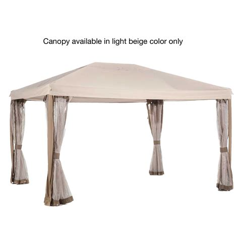replacement canopy for abba patio 10x13 gazebo garden winds