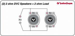 2 12 kicker comp vrs and a kenwood kac 9102d amp With 2 ohm svc wiring