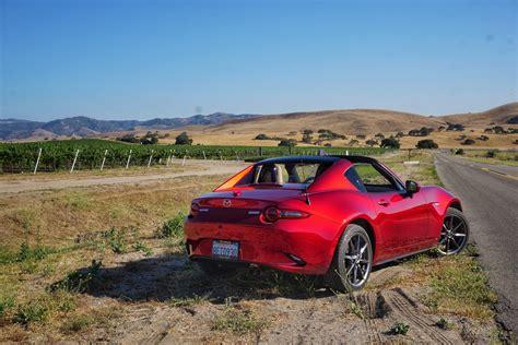 We Drop The Top On The 2019 Mazda Mx5 Miata