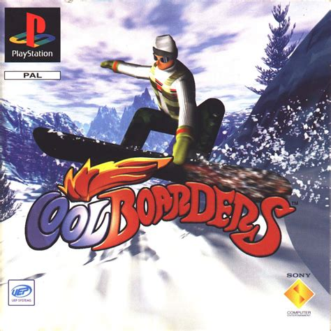 Cool Boarders Details Launchbox Games Database