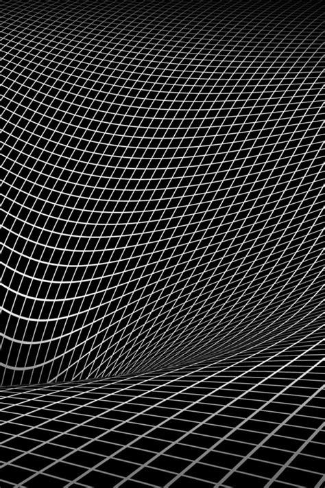Black Grid Wallpaper Wallpapersafari
