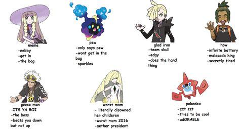 Pokemon Sun And Moon Memes - pokemon sun memes images pokemon images