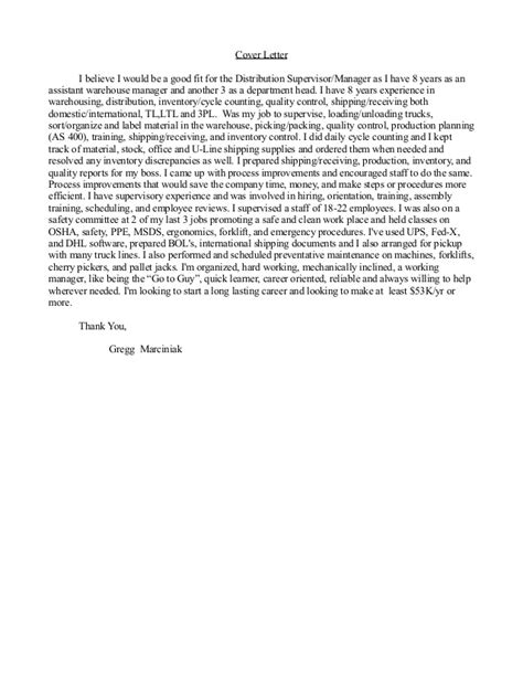 features writer cover letter distribution cover letter