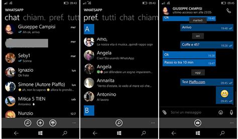 ecco come installare whatsapp beta su windows 10 mobile