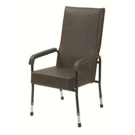 adjustable high back chair nrs healthcare
