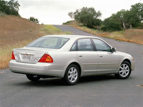 Toyota Avalon 2000 by Car In Pictures Car Photo Gallery 187 Toyota Avalon 2000