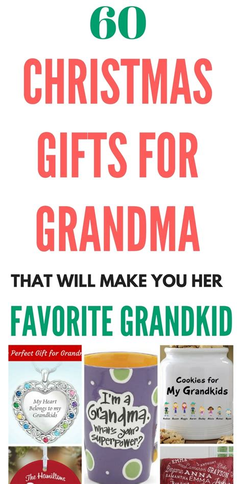 what to get grandma for christmas top 20 grandmother