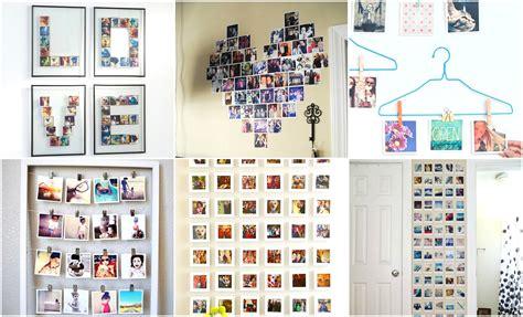 Bilder Kreativ Aufhängen by Fotos Ideen Aufhangen Acemesh Me