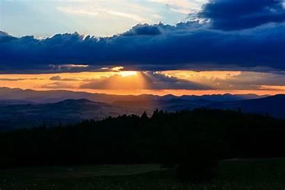 8k Sunset Alps 5k Clouds 4k France
