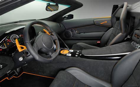 lamborghini murcielago roadster interior wallpaper hd