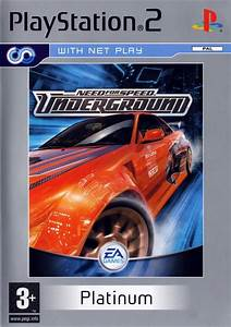 Speed Box 2 : need for speed underground box shot for playstation 2 ~ Jslefanu.com Haus und Dekorationen