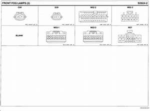 Need Wiring Diagram For Fog Lights 2006 5 Kia Optima