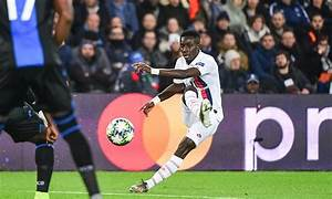 Idrissa Gueye insists Paris Saint-Germain are up there ...