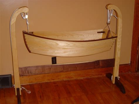 diy cradle plans woodworking wooden  cabinet mission
