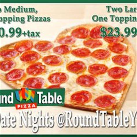 round table pizza az round table pizza 15 photos 30 reviews pizza 2544