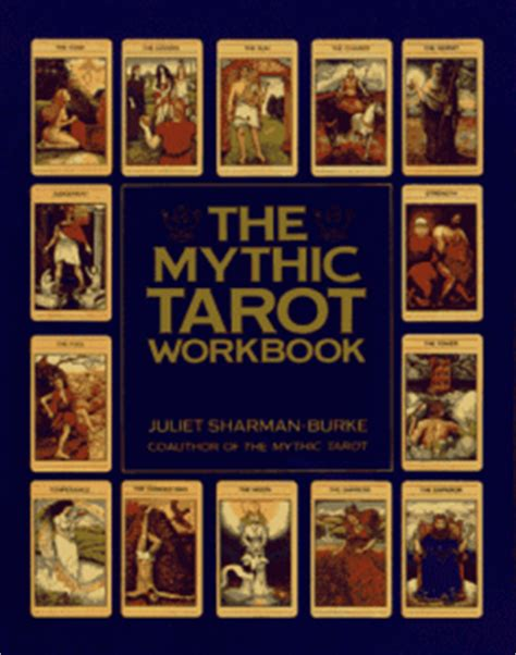 Mythic Tarot Deck Book Set by Image Gallery Mythic Tarot