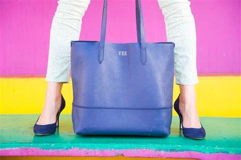 monogrammed handbags  style