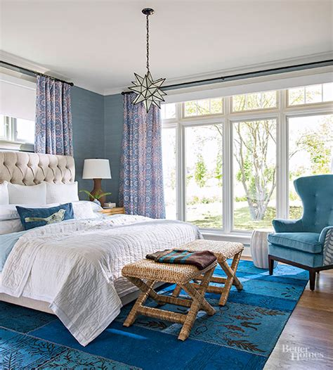 Bedroom Color Schemes In Blue by Blue Bedroom Decorating Ideas