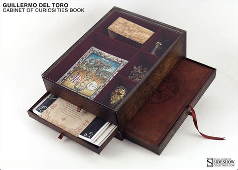 guillermo del toro cabinet of curiosities limited edition