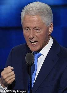 Bill Clinton humanizes Hillary Clinton at DNC by ...