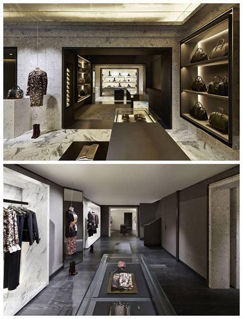 givenchy store interior design  avenue montaigne  paris