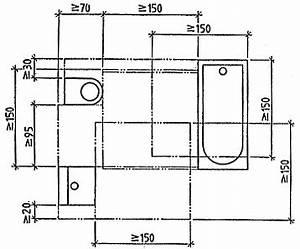 Abstand Wc Wand : umwelt online din 18025 1 barrierefreie wohnungen ~ Lizthompson.info Haus und Dekorationen