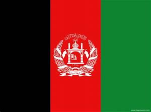 Country Flag Meaning Afghanistan Flag Pictures