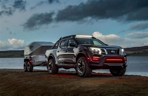Nissan Navara Picture by Nissan Navara Sky Concept Shows Enhancement Potential
