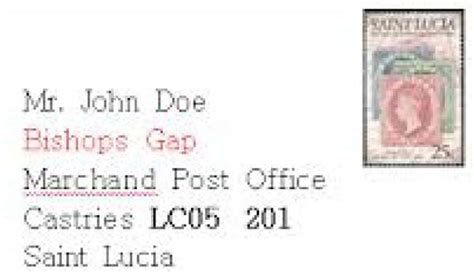 code postal st egreve st lucia enters zip code era st lucia news from the voice st lucia