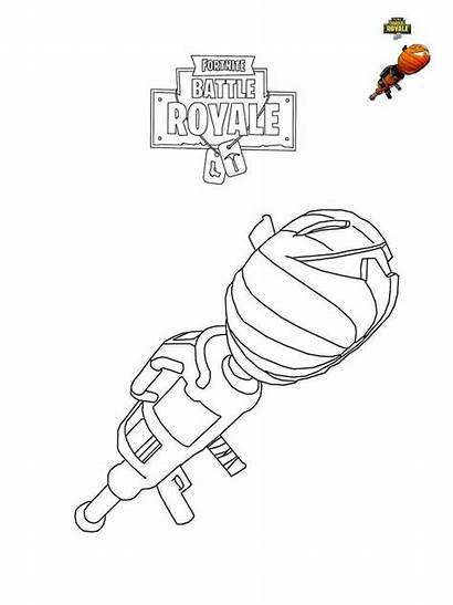 Fortnite Coloring Pages Boys Printable
