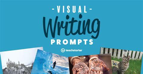 visual writing prompts teach starter