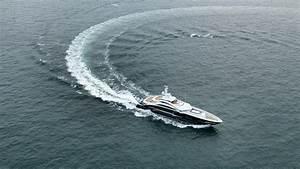 Stunning Video Of 50m Heesen Custom Yacht Ann G Cruising
