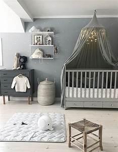 Chambre De Bébé : chambre de b b 25 id es pour une fille elle d coration ~ Teatrodelosmanantiales.com Idées de Décoration