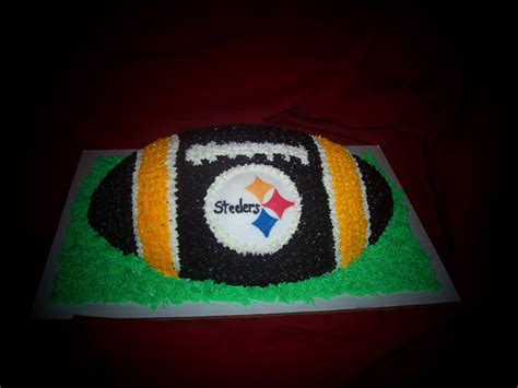 steelers birthday cake kost kreations theme cakes
