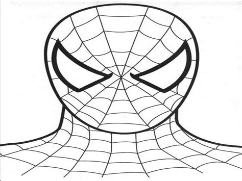 Spiderman Coloring Pages Prints And Colors 16336