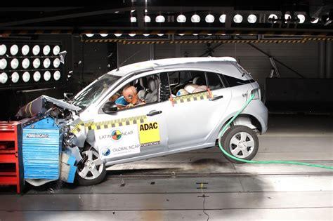 Chevrolet Corvette Renault Clio Crash by Chevrolet Agile E Renault Clio Zero No Crash Test