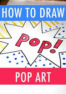 Make Your Work POP! How to Draw Pop Art