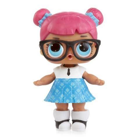 lol surprise series  doll teachers pet kids time
