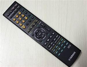 Genuine New Remote Control Rav283 Wn05810 For Yamaha Av