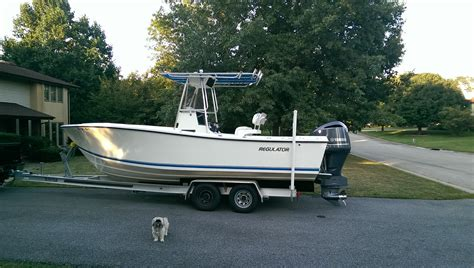 Used Regulator Boats For Sale by 23 Regulator For Sale The Hull Boating And