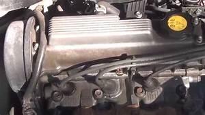 1997 Geo Metro Suzuki G10 3 Cylinder Engine