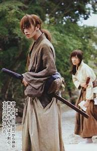 Rurouni Kenshin live action, Udo Jine, Megumi Takani ...